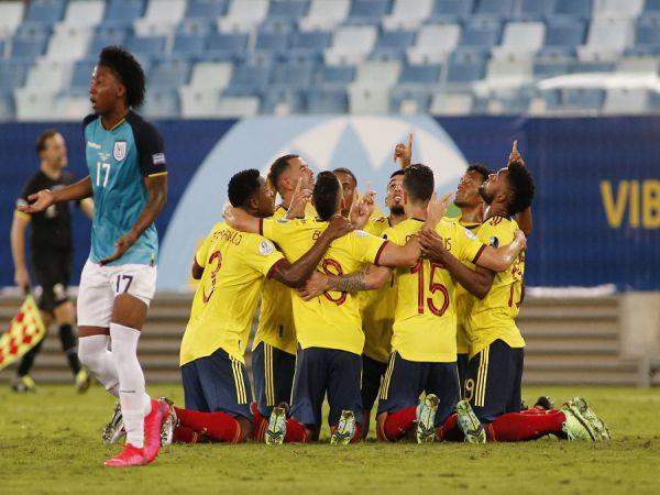 Nhận định tỷ lệ Colombia vs Ecuador, 7h00 ngày 14/6 - Copa America