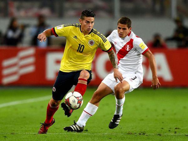 Nhận định kèo Peru vs Colombia, 9h00 ngày 4/6 - Vòng Loại World Cup
