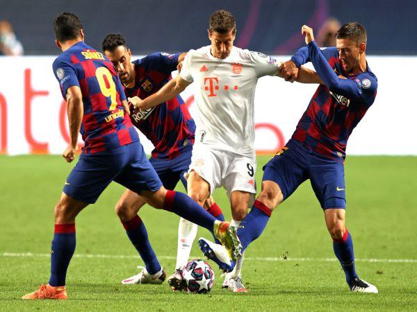 Nhận định, Soi kèo Barcelona vs Bayern Munich, 02h00 ngày 15/9